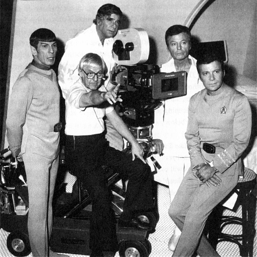 behind the scenes on pinterest scene leonard nimoy and
